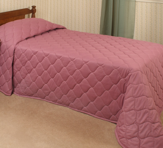 Heritage Perma-Rib Quilted Bedspreads : pink quilted bedspread - Adamdwight.com